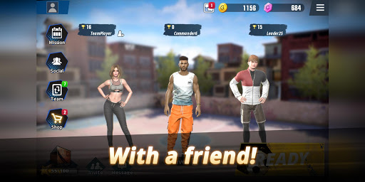 Extreme Football3on3 Multiplayer Soccer 4727 screenshots 2