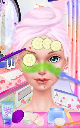 Fashion Doll Shopping Day SPA Dress-Up Games 2.5 screenshots 9
