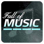 Free Download Full of Music 1 ( MP3 Rhythm Game ) 1.9.5 APK