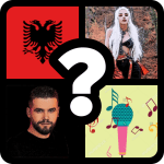 Free Download Gjej kengetarin shqiptar | Loje kuic ne shqip 7.10.2z APK