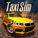 Free Download Taxi Sim 2020 1.2.9 APK