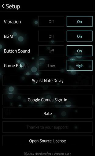 Full of Music 1 MP3 Rhythm Game 1.9.5 screenshots 6