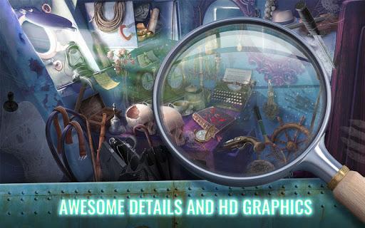 Ghost Ship Hidden Object Adventure Games 2.8 screenshots 12