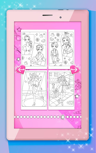 Girls Coloring Pages 1.18.4 screenshots 9