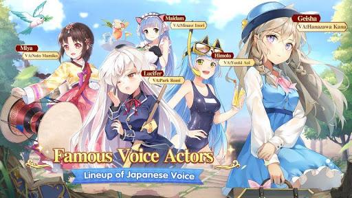 Girls X BattleGXB_Global 1.502.0 screenshots 13