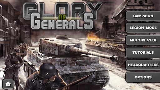 Glory of Generals 1.2.4 screenshots 12