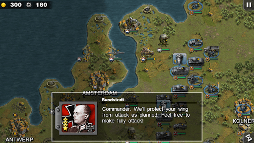 Glory of Generals 1.2.4 screenshots 13