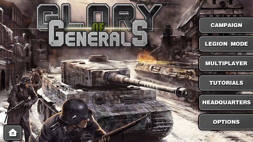 Glory of Generals 1.2.4 screenshots 18