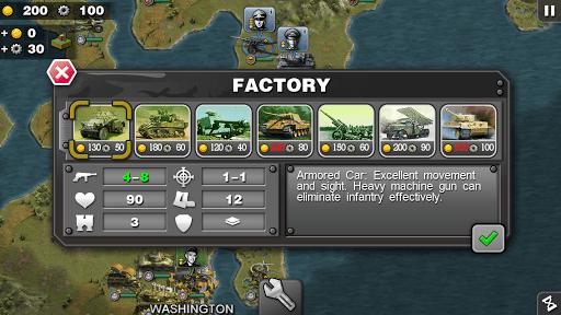 Glory of Generals 1.2.4 screenshots 2