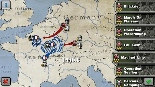 Glory of Generals 1.2.4 screenshots 4