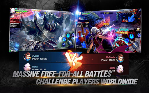 Goddess Primal Chaos – en Free 3D Action MMORPG 1.82.22.080500 screenshots 12