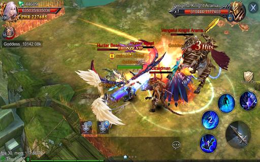 Goddess Primal Chaos – en Free 3D Action MMORPG 1.82.22.080500 screenshots 15