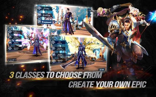 Goddess Primal Chaos – en Free 3D Action MMORPG 1.82.22.080500 screenshots 19