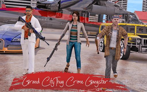 Grand City Thug Crime Gangster 2.15 screenshots 15
