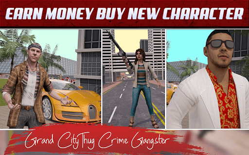 Grand City Thug Crime Gangster 2.15 screenshots 4
