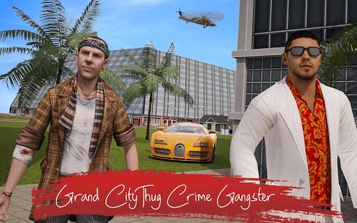 Grand City Thug Crime Gangster 2.15 screenshots 6