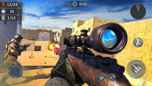 Gun Strike Real 3D Shooting Games- FPS 2.0.2 screenshots 17