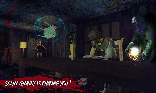 Haunted House Escape – Granny Ghost Games 1.0.11 screenshots 5
