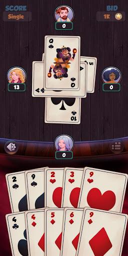 Hearts – Free Card Games 2.5.2 screenshots 10