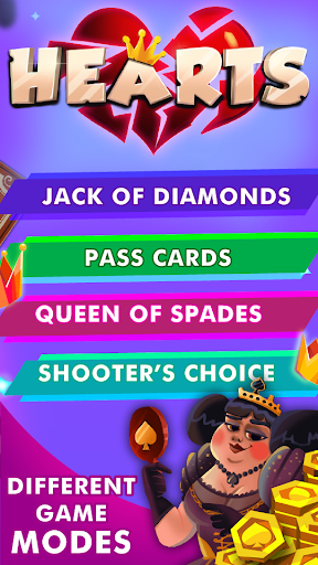 Hearts – Free Card Games 2.5.2 screenshots 13