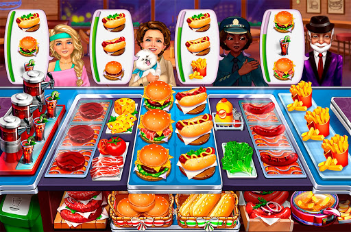 Hells Cooking crazy burger kitchen eating games 1.37 screenshots 11