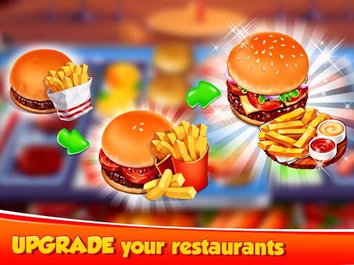 Hells Cooking crazy burger kitchen eating games 1.37 screenshots 12