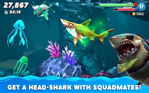 Hungry Shark World 4.0.0 screenshots 17