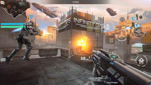 Infinity Ops Online FPS 1.10.0 screenshots 3