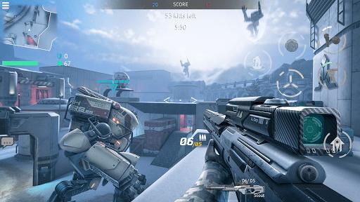 Infinity Ops Online FPS 1.10.0 screenshots 7