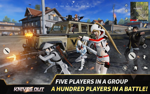 Knives Out-No rules just fight 1.240.439446 screenshots 8