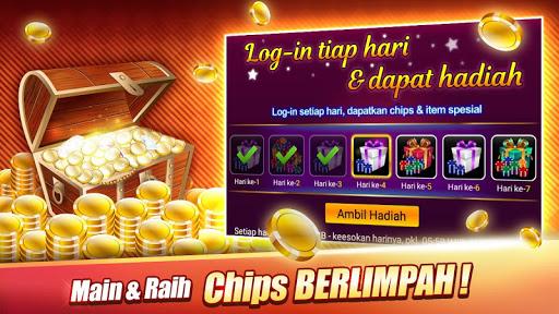 LUXY Domino amp Poker Gaple QiuQiu QQ 99 Remi 5.1.6.0 screenshots 5