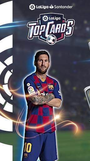 LaLiga Top Cards 2020 – Soccer Card Battle Game 4.1.4 screenshots 1