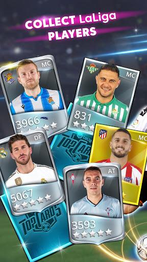 LaLiga Top Cards 2020 – Soccer Card Battle Game 4.1.4 screenshots 2