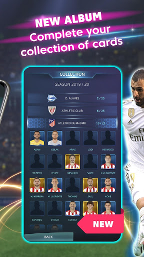 LaLiga Top Cards 2020 – Soccer Card Battle Game 4.1.4 screenshots 4