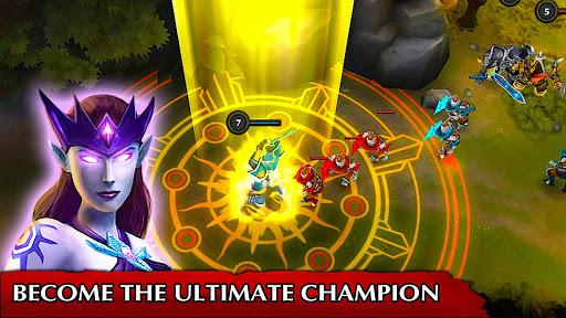 Legendary Heroes MOBA Offline 3.0.66 screenshots 1