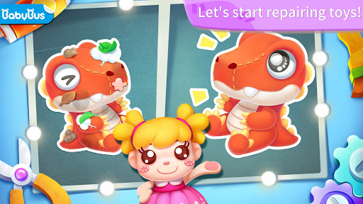 Little Panda Toy Repair Master 8.43.00.10 screenshots 13