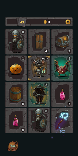 Look Your Loot – A card crawler 1.41 screenshots 2