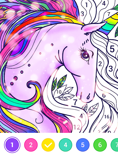 Magic Paint – Color by number amp Pixel Art 0.9.22 screenshots 13