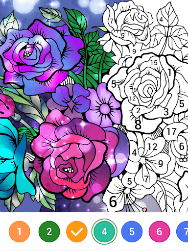 Magic Paint – Color by number amp Pixel Art 0.9.22 screenshots 18