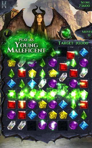 Maleficent Free Fall 8.6.0 screenshots 2
