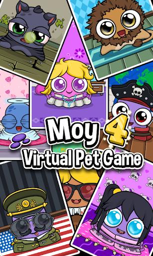 Moy 4 Virtual Pet Game 2.021 screenshots 13
