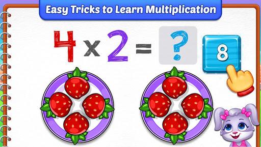 Multiplication Kids – Math Multiplication Tables 1.1.2 screenshots 3