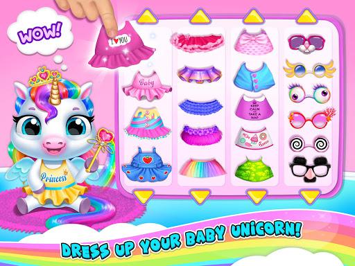 My Baby Unicorn 2 – New Virtual Pony Pet 1.0.44 screenshots 11