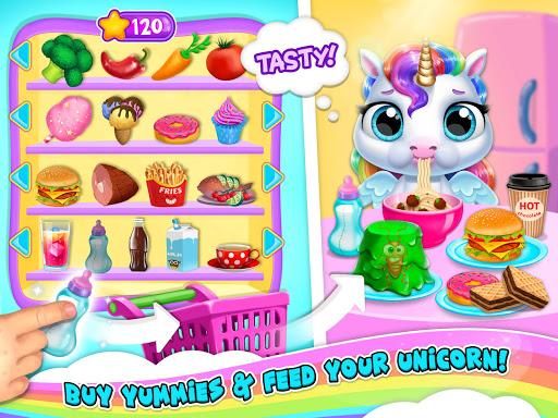 My Baby Unicorn 2 – New Virtual Pony Pet 1.0.44 screenshots 12