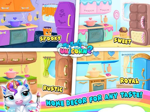 My Baby Unicorn 2 – New Virtual Pony Pet 1.0.44 screenshots 24