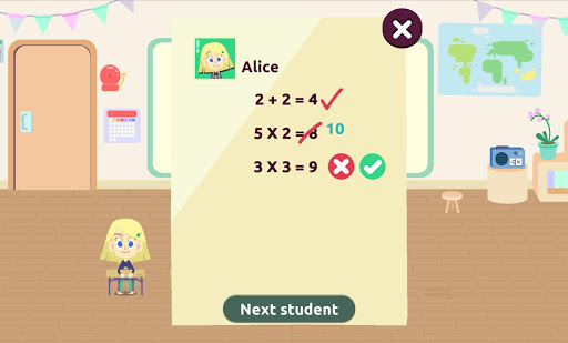 MySchool – Be the Teacher Learning Games for Kids 3.1.1 screenshots 13