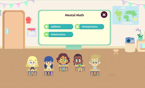 MySchool – Be the Teacher Learning Games for Kids 3.1.1 screenshots 15