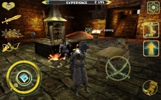 Ninja Samurai Assassin Hero IV Medieval Thief 1.1.4 screenshots 4