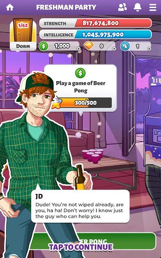Party in my Dorm College Life Roleplay Chat Game 6.03 screenshots 7
