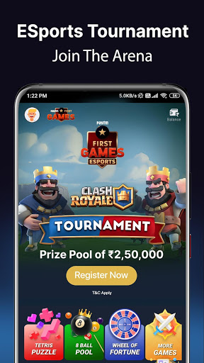 Paytm First Games – Win Paytm Cash 1.3.7 screenshots 2